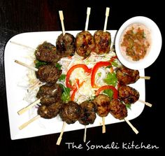 somalian food recipes | ... . It reminds me so much of the street food we enjoyed as teenagers