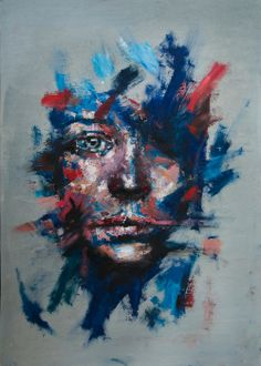 View Davide Cambria's Artwork on Saatchi Art. Find art for sale at great prices from artists including Paintings, Photography, Sculpture, and Prints by Top Emerging Artists like Davide Cambria. Abstract Portrait, Portrait Art, Portrait Paintings, Davide Cambria, Gif Kunst, Painting Inspiration, Art Inspo, Advanced Higher Art, Art Alevel