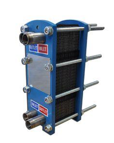 Plate Heat Exchanger | Plate Heat Exchanger Services - Separator Spares and Equipment, LLC ...