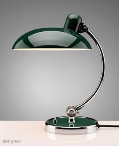 6631 Luxus table lamp designed by Christian Dell in 1931