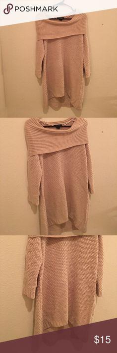 Style &Co 3/4 Sleeve Sweater Dress EUC Style & Co Sweaters Crew & Scoop Necks