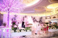 Carlton Hotel, Riyadh, Table Decorations, American, Luxury, World, The World, Dinner Table Decorations