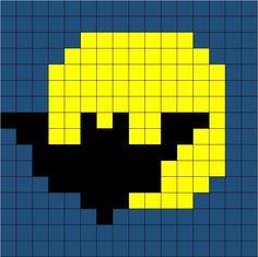 Simple bat graph (8 bit).