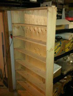 Build my own DVD Shelf
