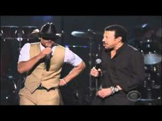 ▶ Lionel Richie & Tim McGraw -* Sail On - MGM Red Carpet 10 - YouTube