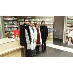 Un grande in bocca al lupo a Mirco e Monica! Passate a conoscerli presso la Farmacia Montale alimentazione e cosmetica le loro passioni! #unPiedeInFarmacia - http://ift.tt/1FeLg8p