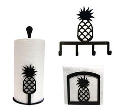 nice Pineapple Kitchen Decor Combo Set - All Kitchen by http://www.cool-homedecorideas.xyz/kitchen-decor-designs/pineapple-kitchen-decor-combo-set-all-kitchen/
