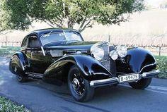 Mercedes-Benz 540 K Autobahnkurier Coupé Mercedes-Benz, 1938