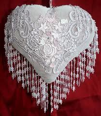 victorian pillow