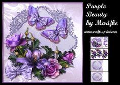 Purple Beauty Mini Kit