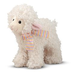 Melissa and Doug Fleecie Lamb ** Click on the image for additional details.