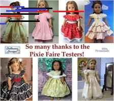 Pixie Faire Dollhouse Designs Promenade Dress Doll Clothes Pattern Designed to Fit Dolls such as American Girl® - PDF Pixie Faire Dollhouse Designs Promenade Dress Doll Dollhouse Design, Doll Clothes Patterns, American Girl, Pixie, Pattern Design, Pdf, Summer Dresses, Dolls, Drinks