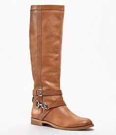 Coach boots- sale at Dillards- $238