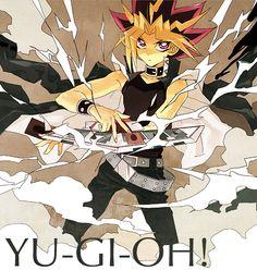 No puede describir todo lo que siento al estar apunto de enfrentarme en un Duelo, por eso solo puedo resumirlo en... Yu-Gi-Oh !