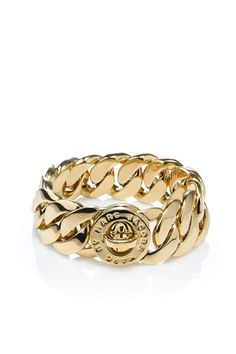 Katie link bracelet in gold - Marc by Marc Jacobs