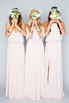 Bridesmaid dresses are an essential part of the wedding too, especially if you live in a country where this tradition is a must... Go to glamshelf.com for more