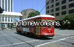 I would love to go to New Orleans. added to my bucket list Oh The Places You'll Go, Places To Visit, Grand Canyon, Bucket List Before I Die, Summer Bucket Lists, Just Dream, Adventure Is Out There, Adventure Time, So Little Time