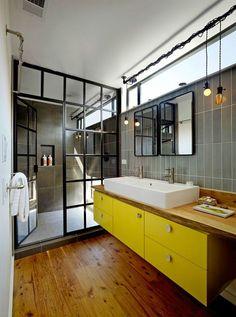 Resultado de imagen de baño pequeño interiorismo ampliado