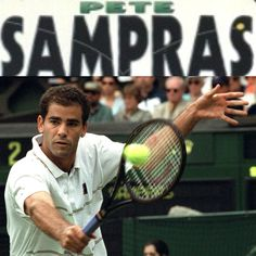 1971, Pete Sampras, Washington DC US #PeteSampras #Sampras (L5405)