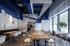 Galería de Cafe Paras / The Swimming Pool Studio - 4