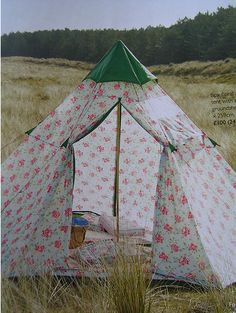 you wouldnt cry listening to an out of tune radio in this...you'd smile and be content alone with an awesome tent :)