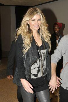 Marisa Miller Photos - Marisa Miller Leaves MTV Studios - Zimbio
