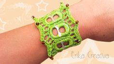 pop tab and beads bracelet