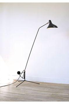 Bernard Schottlander Mantis Floor Lamp