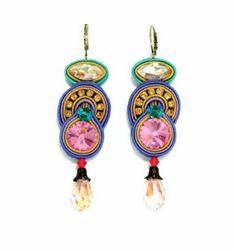 Elated Earrings by Dori Csengeri | Charm & Chain