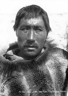 "Frank Nowell, A-Pa-Look, Cape Douglas, Alaska illustrates Jack London's ""The Story of Keesh"" To Build A Fire, Call Of The Wild, Most Popular Books, Short Stories, Jon Snow, Alaska, Cape, Author, London"