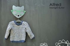 cotton and milk sweater °ALFRED