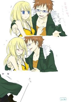 34 Best Loki and Lucy images in 2018 | Fairy tail loki, Fairy tail