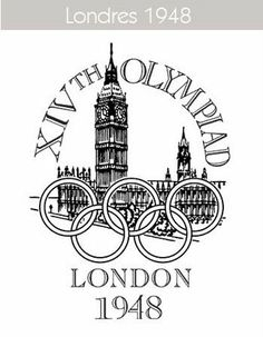Un recorrido a través de los logos de las Olimpiadas «
