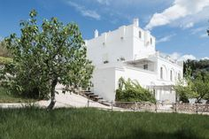 The Stylish and Laid Back Masseria Alchimia Guesthouse in...