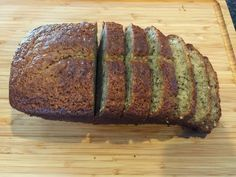 """Rich Banana Bread! """"""""  @allthecooks #recipe #bread #banana"""