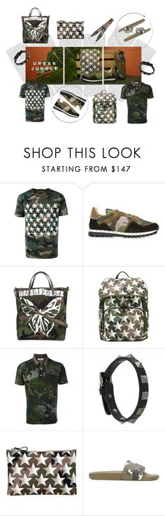 """Urban Jungle"" by tessabit ❤ liked on Polyvore featuring Oris, Valentino, men's fashion, menswear, valentino, polyvoreeditorial, valentinogaravani and polyvoreset"