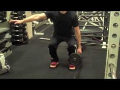 Strengthen Your Abs With Suitcase Squats by Shin Ohtake (Max Workouts)