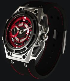 #LindeWerdelin #Spidolite II Titanium  #MotorRacing Watches