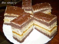 Lara slice of Eta mode Potato Recipes, Cake Cookies, Nutella, Tiramisu, Deserts, Sweets, Baking, Ethnic Recipes, Food