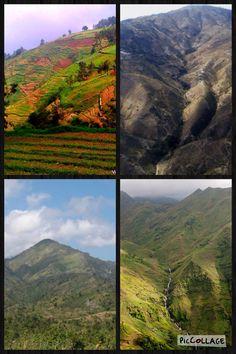 Le montagne en jacmel