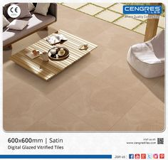 Cengres Tiles Ltd Identified for Its Quality Assured Products Is an Apt Match to Client's Requirement and a Benchmark in Terms Of Innovation..!!