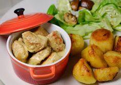 Eerst Koken: Kip in mosterdsaus