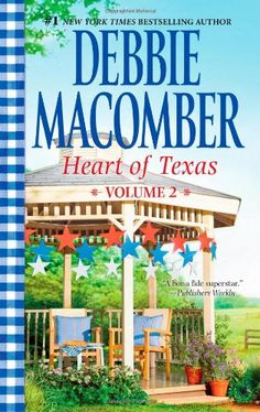 Welcome to the town of Promise, deep in the heart of Texas! Promise, a ranching community in the Hill Country, is a place with a mysterious past and a secret or two hidden under its everyday exterior. Used Books, Books To Read, My Books, Cedar Cove, Debbie Macomber, Book Authors, So Little Time, Book Lists, Bestselling Author