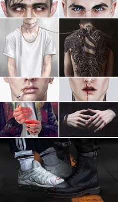 The Rovinsky Aesthetic from The Dream Thieves by the brilliant xla-hainex.tumblr.com