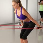 Victoria's Secret Tooshie Workout Video - #Glutes #fitness Find Cool Fitness Gadgets via www.MegaFitness.com