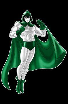 specter dc | Fox To Develop Live Action The Spectre TV Show For DC Comics!