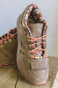 Reebok x Koralie - Want these shoes SO SO badly