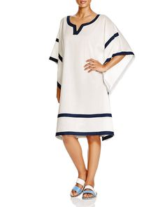 VINCE CAMUTO Tunic Swim Cover Up
