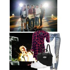 First OTRA concert with Niall - Polyvore
