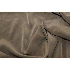 Плательно-блузочный вареный шелк,цвет дымчатый